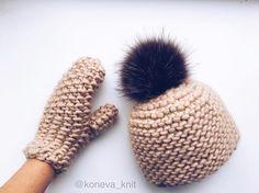 WEBSTA @ ta_koneva_knit - Потихонечку буду выкладывать наличиеэта красотка с натуральным помпоном захватила моё сердце❤️и она свободна, да да, свободна
