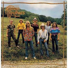 Allman Brothers Band. June 25, 1981, Summerfest Main Stage, Milwaukee, WI
