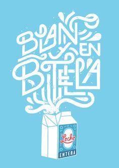 Blanco y en botella by Jorge Lawerta  more