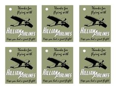 Airplane  Thank You Tags   customized for your by 7under1designs, $6.00 Vintage Travel Wedding, Thank You Tags, Airplane, Thankful, Handmade Gifts, Etsy, Beams, Plane, Kid Craft Gifts