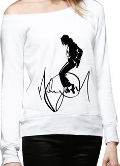 Michael Jackson King of Pop Inspired Women's by SamSamDesigns, $29.99