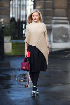 London Calling: Street Style Fall 2014
