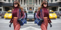 15 Winter Outfit Ideas Perfect For The Office  - HarpersBAZAAR.com