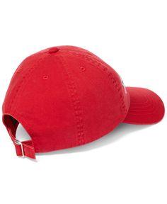 b9c6d6321d4 Ralph Lauren Boys  Baseball Hat Kids - All Kids  Accessories - Macy s