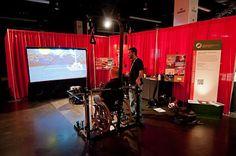 A Developer Watches a Manual Wheelchair User Play Skyfarer