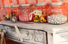 Candy table!
