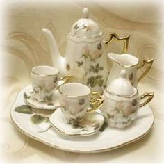 blue mini tea set | PopScreen - Video Search, Bookmarking and Discovery Engine
