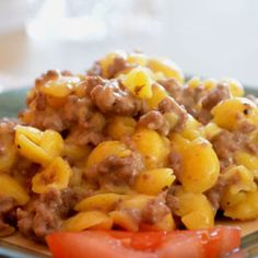 Gluten Free  Easy Cheesy Mac - The Bold Abode. C loves mac and cheese so this might be  a hit with him and his brothers.