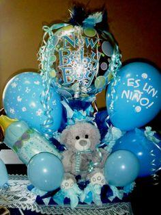 Arreglo con globos cacereselena@hotmail.com