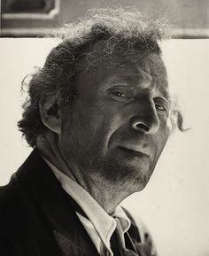 Roman Vishniac – Marc Chagall, New York, 1941