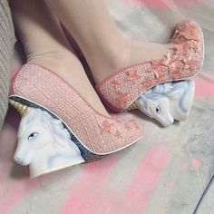 Irregular Choice, if the shoe was white i would definitely wear these for my wedding shoes