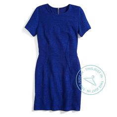 #stitchfix @stitchfix stitch fix https://www.stitchfix.com/referral/3590654 Bolt to cobalt! This vibrant hue brightens up the workweek. Pair it with camel for a fall-appropriate palette.