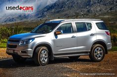 SUV's have been gaining popularity over the last couple of years, and for good reason. Dream Auto, Dream Cars, Chevrolet Trailblazer, Army, Van, African, Cars, Gi Joe, Military