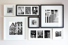#wall #art #Black and white #Paris Photography Large by UnAirDeParisByAlbane, $90.00