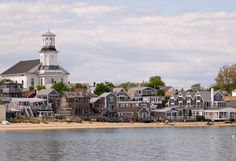 Cape Cod: Summers in Cape Cod, just an hour outside Boston, are known for beautiful beaches, starry nights and delicious seafood. #travel #vacation #hotel #summer