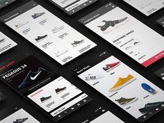 Foot Locker App