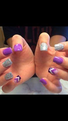 Possible nails for Megan's garage