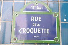 Paris 11 - rue de la roquette