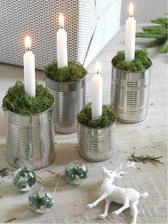 Christmas decoration on Maisons du Monde. Take a look at all the furniture and decorative objects on Maisons du Monde. Natural Christmas, Christmas Mood, Simple Christmas, Holiday, Deco Noel Nature, Natal Diy, Deco Table Noel, Christmas Crafts, Christmas Decorations