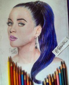 finale : Katy Perry by Peehjr.deviantart.com on @DeviantArt