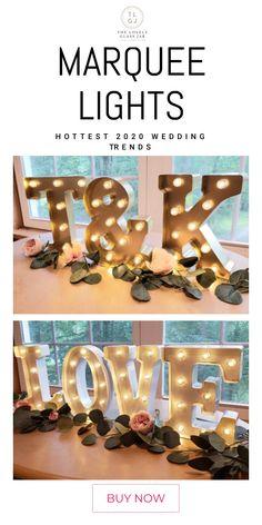 Fall Wedding, Diy Wedding, Rustic Wedding, Dream Wedding, Wedding Ideas, Marquee Lights, Marquee Sign, Etsy Wedding Signs, Light Up Letters