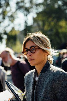 Nunca había sido tan cool llevar gafas, este el objeto de deseo de la temporada otoño invierno 2016