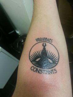 Bioshock tattoo by Brian Freda at Fatty's Tattoo and Piercing in Washington DC