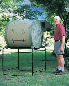 Compost Tumbler | Buy from Gardener's Supply