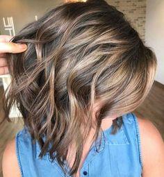Gorgeous Spring Hair Color Ideas For Brunette 04