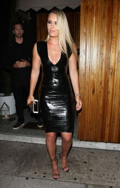 Lindsey Vonn Night Out Style -