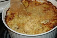 French Macaroni and Cheese Recipe: French Macaroni and Cheese Gratin