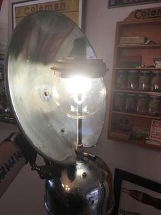 Antique Coleman Lantern Model 152a Unbelievable Rare By