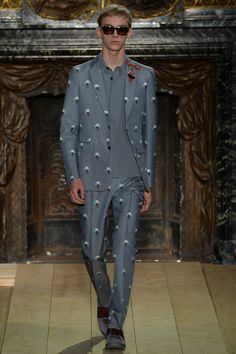 Valentino - Spring 2015 Menswear - Look 22 of 53