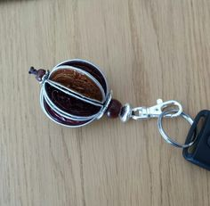 Porte  clés  capsules