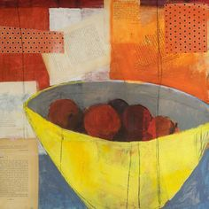 Laurie Breen – contemporary still ife