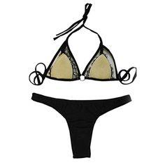 $7.53 (Buy here: https://alitems.com/g/1e8d114494ebda23ff8b16525dc3e8/?i=5&ulp=https%3A%2F%2Fwww.aliexpress.com%2Fitem%2F2016-Swimwear-Women-Sexy-Micro-Bikinis-Set-Brazilian-Bikini-Thong-Swimsuit-Halter-Sleeveless-Hollow-Out-Lace%2F32782912578.html ) 2016 Swimwear Women Sexy Micro Bikinis Set Brazilian Bikini Thong Swimsuit Halter Sleeveless Hollow Out Lace Women's Bikini Set for just $7.53
