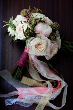 Букет невесты  Флористика и декор: Flower Shower