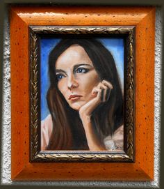 """""""Forever Young"""" 18x24cm oil panting"""