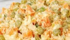Každý, kdo preferuje zdravou a chutnou stravu, určitě ocení tento vynikající a zcela jednoduchý recept. Vyzkoušejte krémový salát s kuřecím masem a zeleninou, který chutná skvěle a nemusíte se obávat množství zbytečných kalorií. Ingredience: 200 g uvařených kuřecích prsou nakrájených na kostky 200 g sterilované mrkve 200 g sterilovaného hrášku 1 stroužek česneku 100 g …