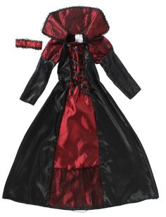 2c51029ff La Vogue Kids Girls Vampiress Costume Halloween Cosplay Clothing Vampiress  1012Y ** Would like to know much more, click on the picture.