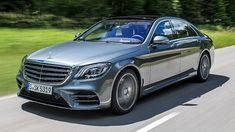 2018 Mercedes-Benz S-Class is the featured model. The 2018 Mercedes-Benz S Class Sedan image is added in car pictures category by the author on Dec 29, 2017.