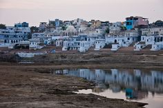 All sizes | Sunset on Pushkar, Rajasthan, India | Flickr - Photo Sharing!