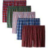 Hanes Men's 5 Pack Ultimate Tartan Boxers - $9.96! - http://www.pinchingyourpennies.com/hanes-mens-5-pack-ultimate-tartan-boxers-9-96/ #Amazon, #Hanes