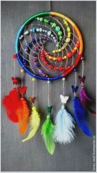 Dreamcatcher, Boho Dreamcatchers, Flower Dreamcatcher, Modern Wall Hanging, Boho… - Famous Last Words Fun Crafts, Diy And Crafts, Arts And Crafts, Los Dreamcatchers, Boho Dreamcatcher, Beautiful Dream Catchers, Dream Catcher Craft, Making Dream Catchers, Dream Catcher Mobile