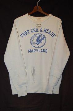 40's Champion US ARMY Sweat Shirts