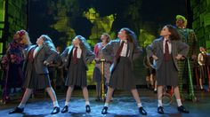 Matilda The Musical Medley - Tony Awards 2013 - Video