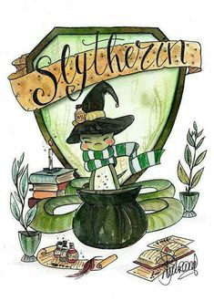 Hogwarts Houses Slytherin💚 Type V Theme Harry Potter, Cute Harry Potter, Mundo Harry Potter, Harry Potter Universal, Harry Potter Fandom, Harry Potter World, Harry Potter Memes, Potter Facts, Slytherin Pride