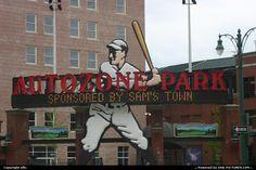 Autozone Park  Memphis, TN