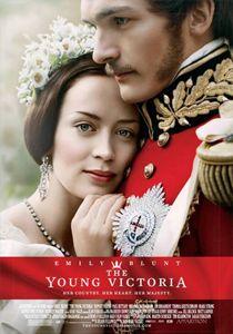 Filme: A Jovem Rainha Vitória (The Young Victoria)