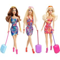 Walmart Fashionista Barbie Dolls Barbie Blitz Dolls